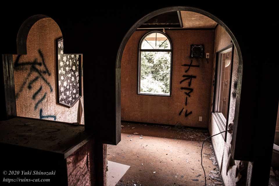 ホテル活魚(油井グランドホテル) 2階洋室