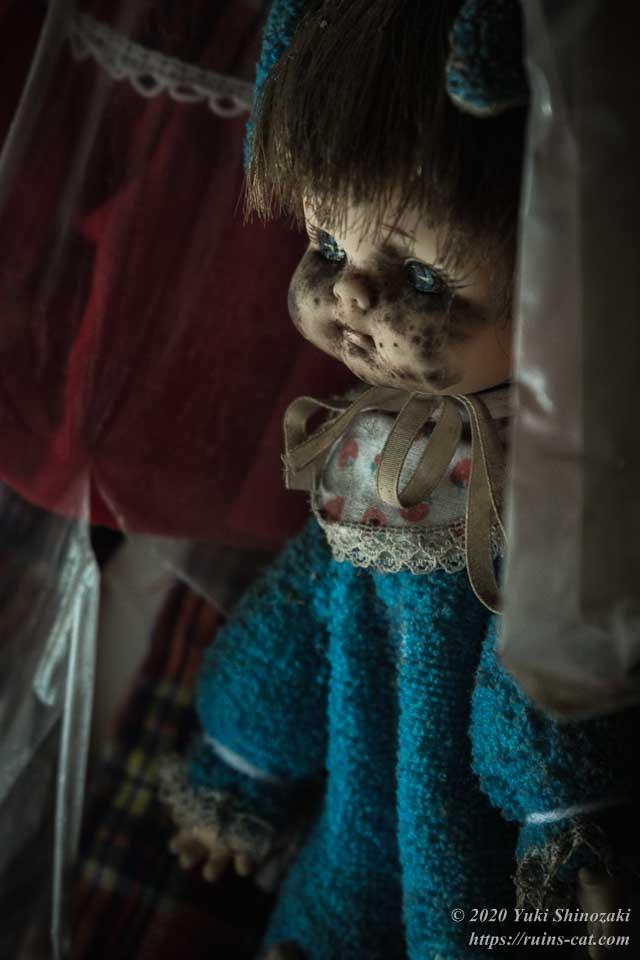 アンニュイな人形