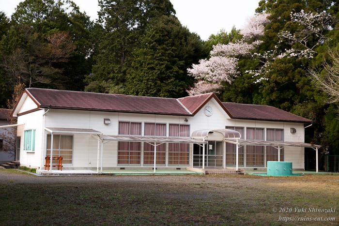 浜松市立熊切幼稚園・熊切小学校 ~廃校の桜~ アイキャッチ