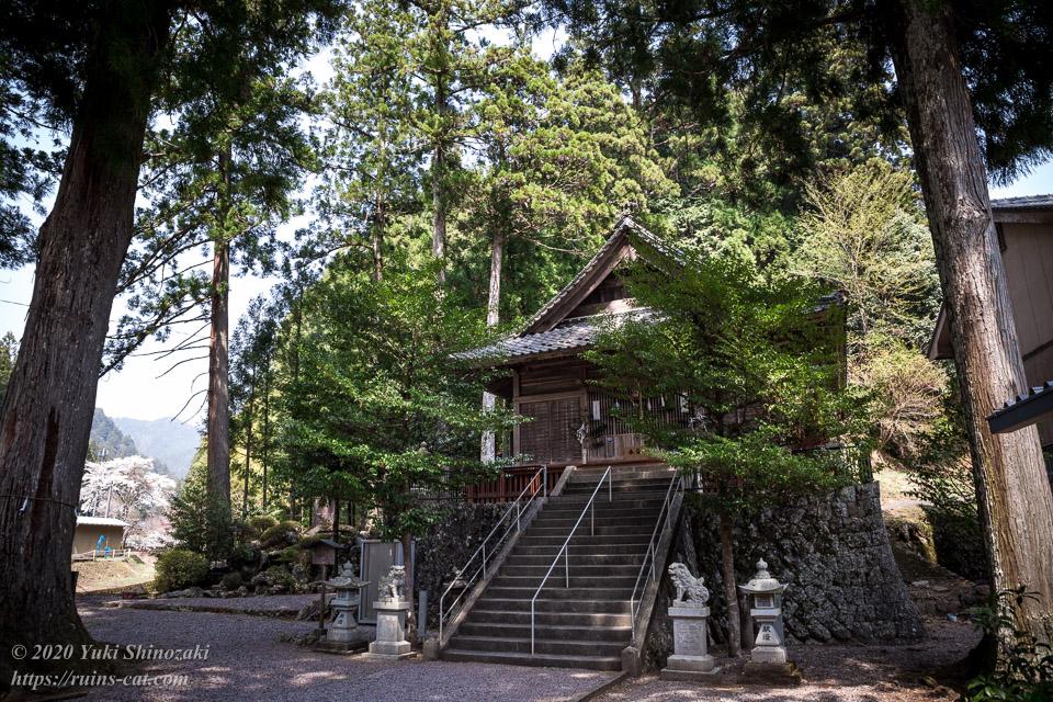 東栄町 八幡神社