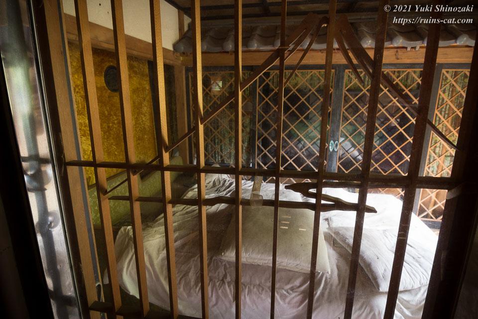 モーテル風林 和室「藤」内部