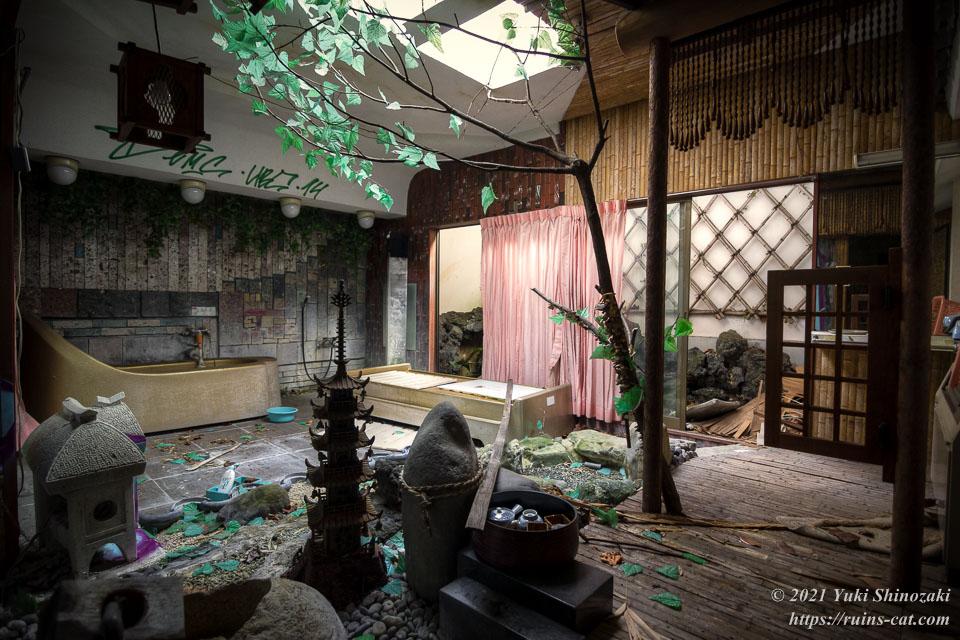 モーテル風林 デラックス洋室「水仙」