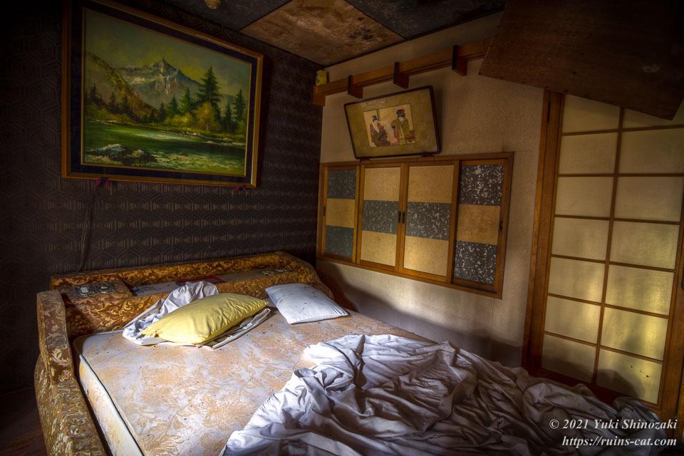 モーテル風林 和室「銀杏」