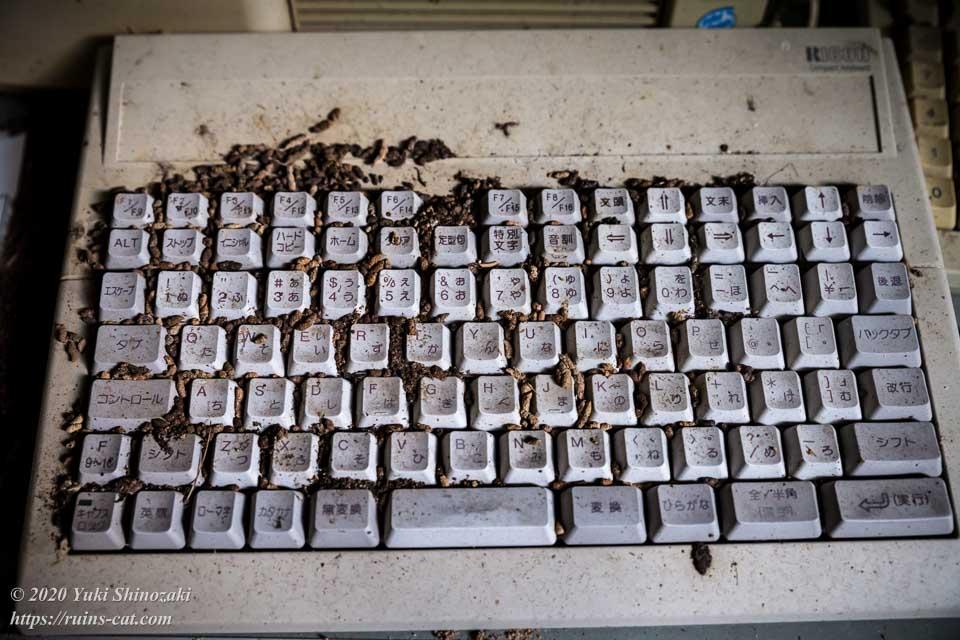 Mr.マイツールのキーボード