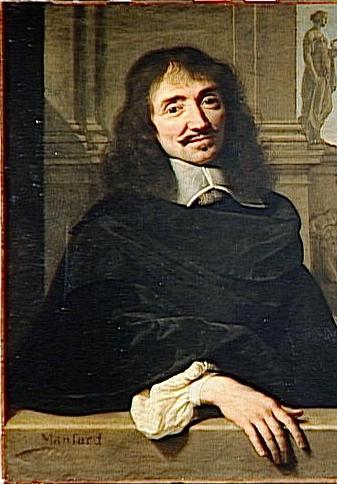 フランソワ・マンサール(フィリップ・ド・シャンパーニュ画)