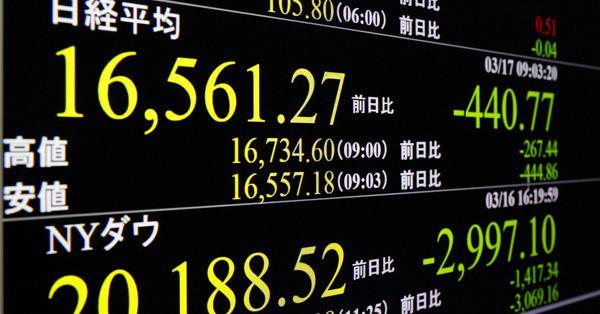 """安倍政権という""""人災""""で壊滅する 日本経済"""
