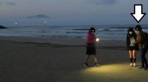 稲佐の浜3