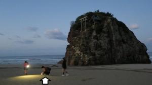 稲佐の浜8
