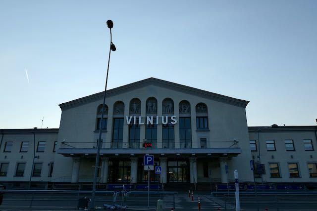 ヴィリニュス空港 - 1