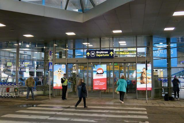 ヴィリニュス空港 - 1 (1)