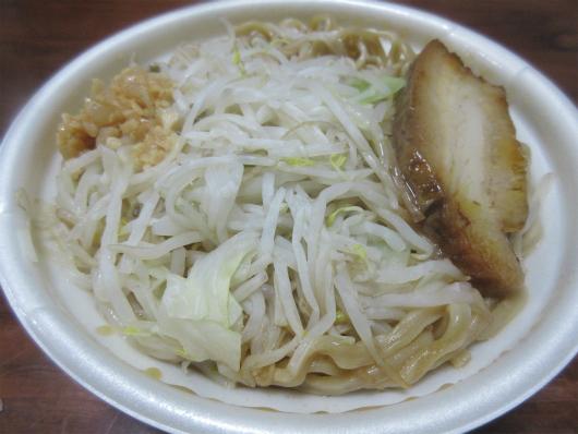 IMG_0138_20201219_中華蕎麦とみ田監修 ワシワシ食べる豚ラーメン