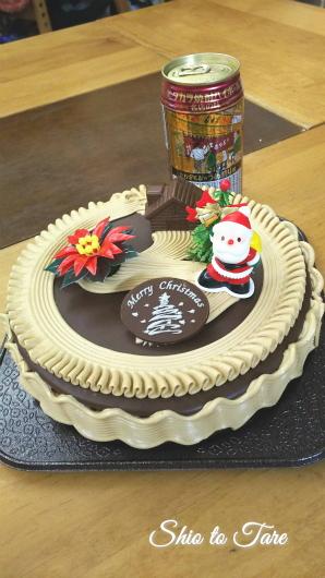 1608811367265_20201225_クリスマスケーキ作る