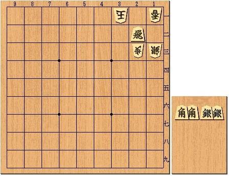 読者が創ってくれた詰将棋NO.77