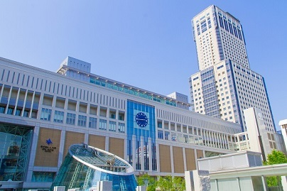 現在の札幌駅