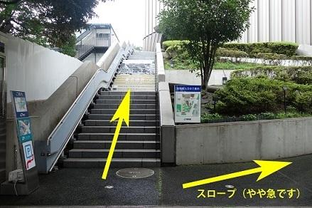 内堀通り入口