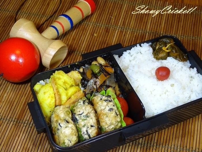 2020-07-11豆腐ハンバーグ弁当 (17)