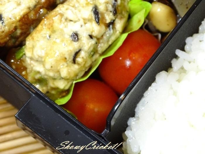 2020-07-11豆腐ハンバーグ弁当 (15)