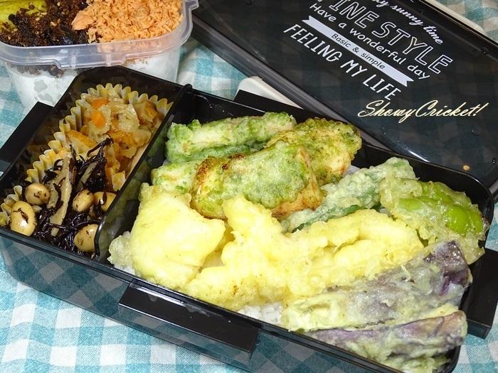 2020-09-11天丼弁当 (3)