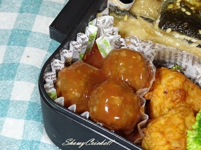 2020-10-21サンマのかば焼き弁当 (4)