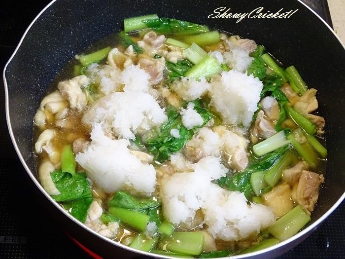 2020-11-04鶏もものおろし煮弁当 (4)