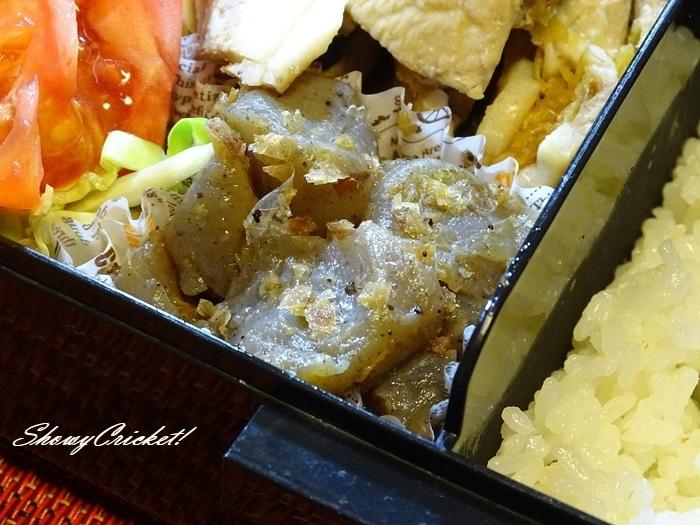 2021-02-08生姜焼き弁当 (8)