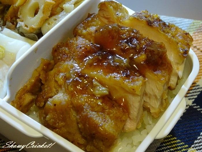 2021-02-22鶏の照り焼き弁当 (12)