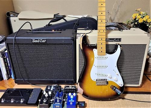 ギター始め