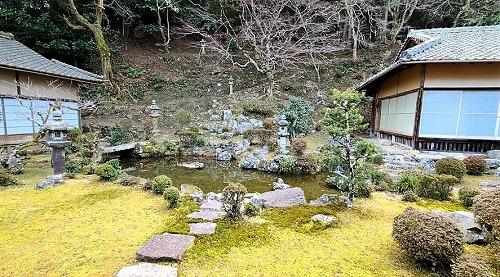 小堀遠州作庭園
