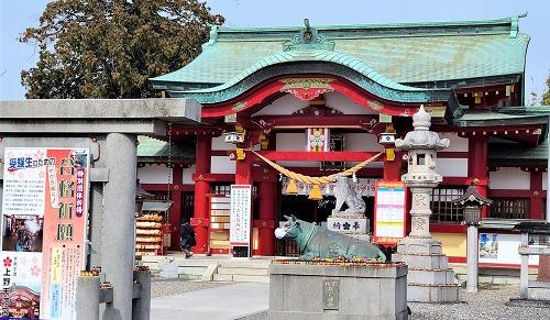 上野天満宮 本殿