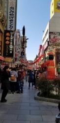 コロナウイルスで客入り減の横浜中華街