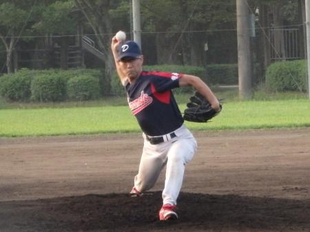 P8055843熊本早起き3回からリリーフ松尾投手