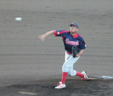 P8120481熊本早起き先発投手