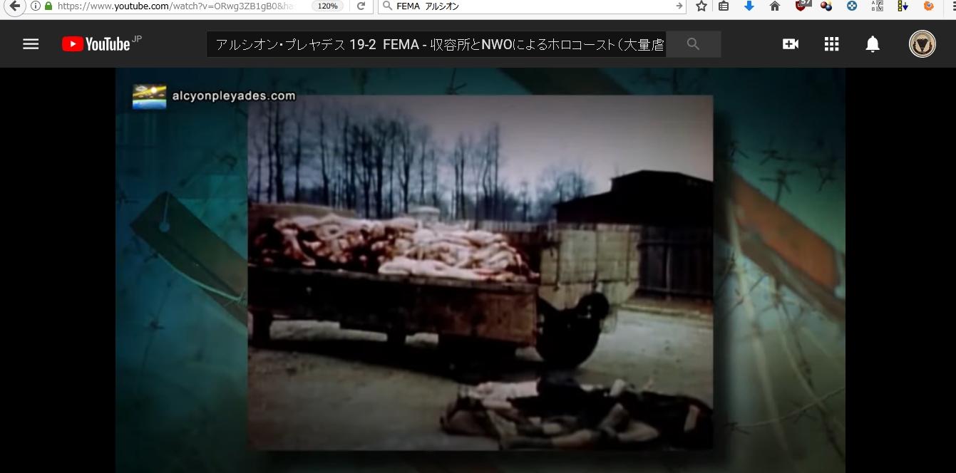 プレヤデスアルシオンのFEMAの動画9