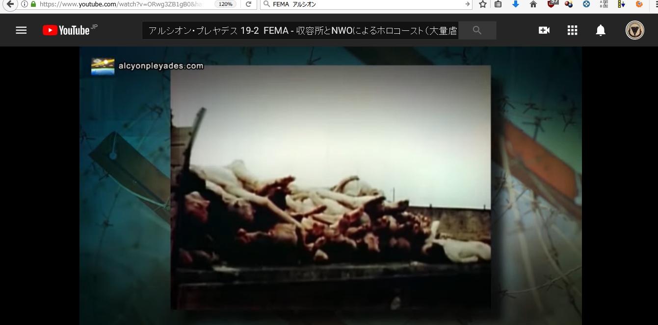 プレヤデスアルシオンのFEMAの動画10