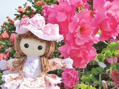 華やかなバラ達2011