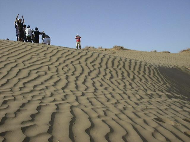 200420中国の砂漠