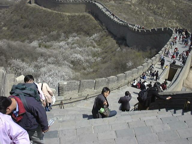 200522中国万里の長城