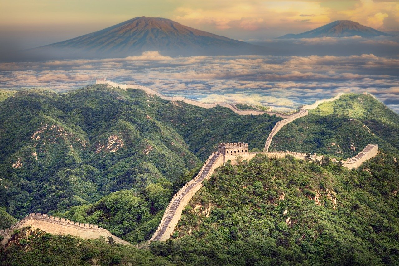 200624中国万里の河