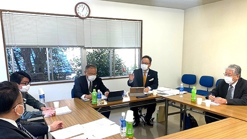 国民民主党とちぎ<第3回 新型コロナウイルス感染症対策本部>会議①