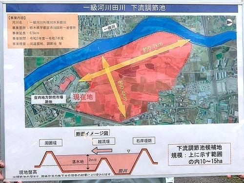 栃木県 被災5河川<改良復旧>事業 説明動画 公開される!④