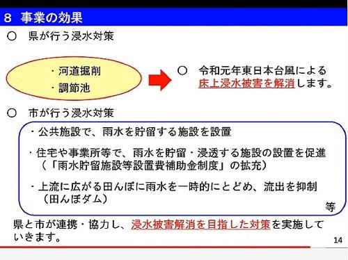 栃木県 被災5河川<改良復旧>事業 説明動画 公開される!⑫