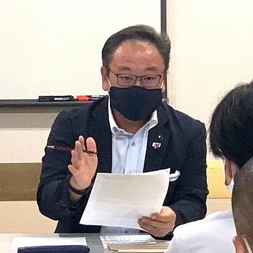 国民民主党とちぎ<臨時幹事会>開催①