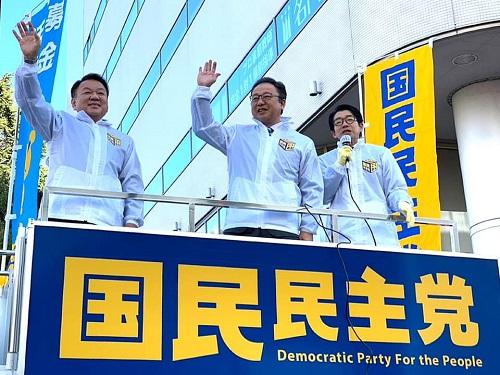 玉木雄一郎 国民民主党代表 最後の定例会見④