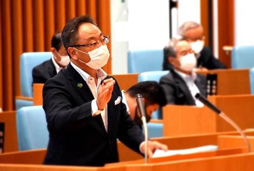 栃木県議会<第372回 通常会議>始まる!①