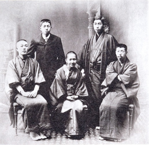 中村4兄弟