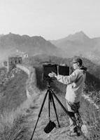 楊越巒コロタイプ写真展「長城を視る」2