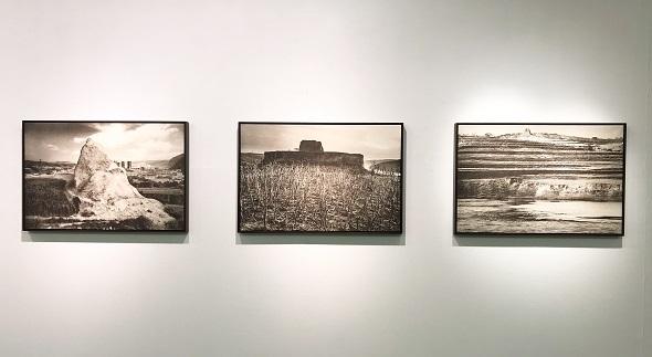 楊越巒コロタイプ写真展「長城を視る」4
