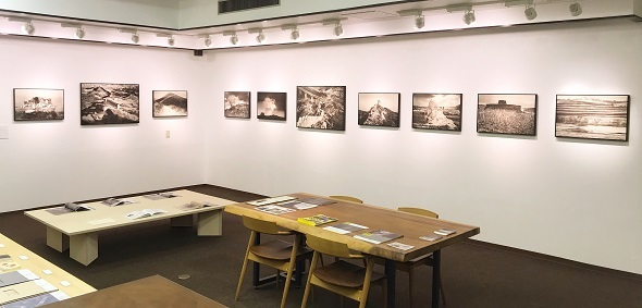 楊越巒コロタイプ写真展「長城を視る」6