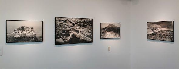 楊越巒コロタイプ写真展「長城を視る」8