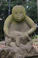 200421日枝神社欅⑨